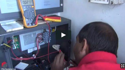fire alarm repair