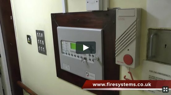 Residential Care Home Fire Alarms