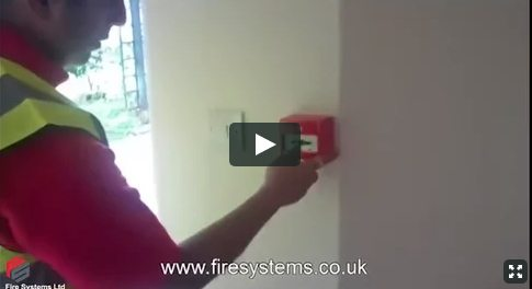 Weekly Fire Alarm Test