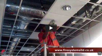 Neasden Fire Alarm Installation