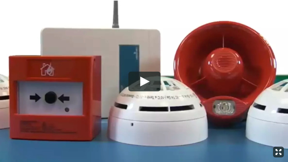 Hochiki FireWave Wireless Fire Alarm Thumbnail