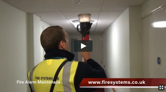 Fire Alarms Sytems Support Housing